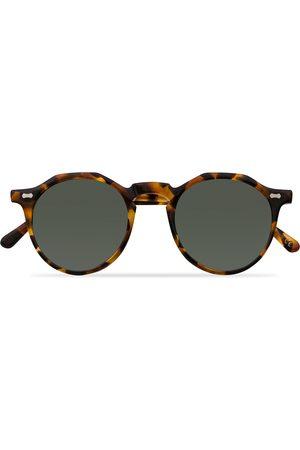 TBD Eyewear Lapel Sunglasses Amber Tortoise