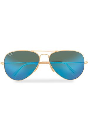 Ray-Ban 0RB3025 Sunglasses Mirror Blue