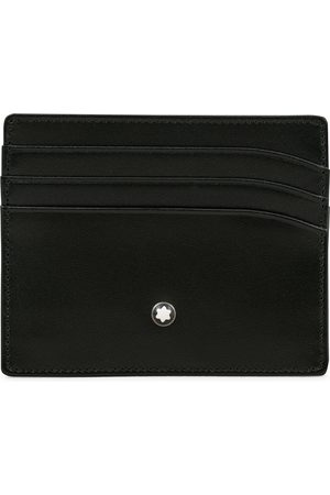 Mont Blanc Meisterstück Pocket 6 Credit Card Holder Black