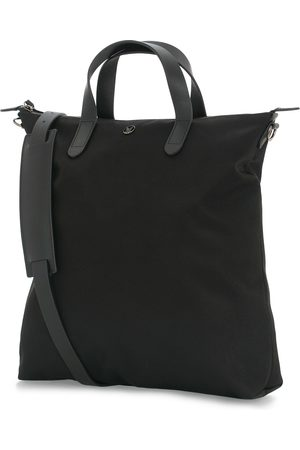 Mismo M/S Nylon Shopper Bag Black