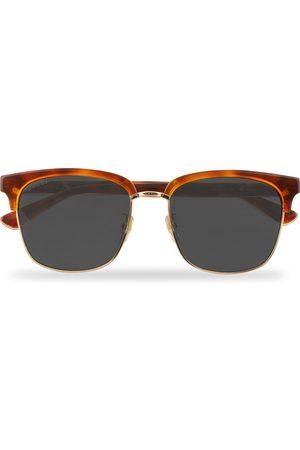 Gucci GG0382S Sunglasses Havana/Blue