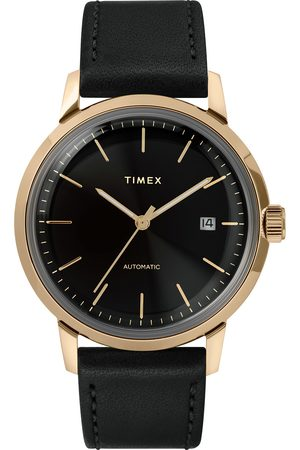 Timex Marlin Automatic 40mm Black Dial