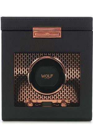 Wolf Axis Single Winder with Storage Copper