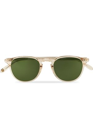 GARRETT LEIGHT Mænd Solbriller - Hampton 46 Sunglasses Pure Green