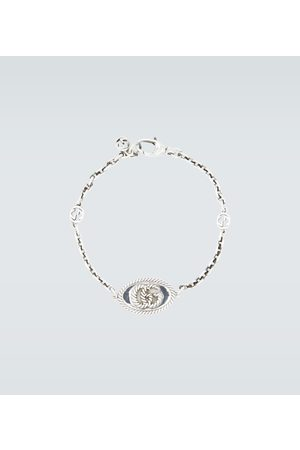 Gucci Mænd Armbånd - Double G bracelet