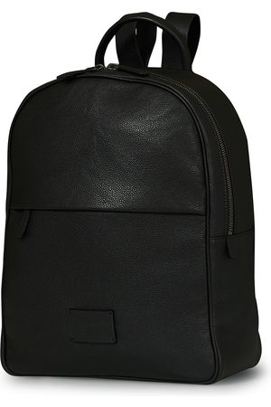 Anderson's Full Grain Leather Backpack Black