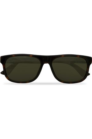 Gucci GG0770SA Sunglasses Havana/Green