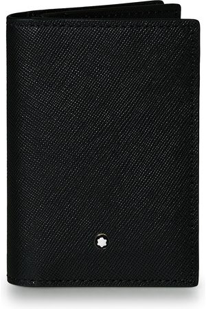 Mont Blanc Meisterstück Selection Wallet 6cc Black