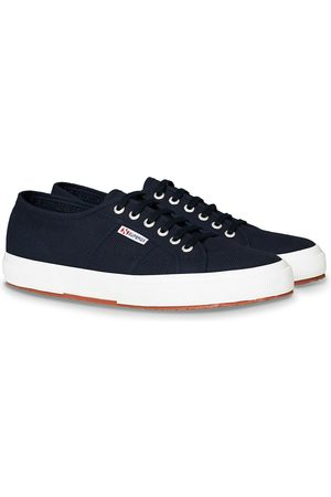 Superga Canvas Sneaker Navy