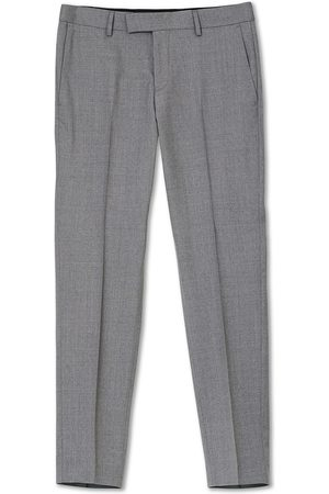 Tiger of Sweden Tordon Wool Suit Trousers Grey