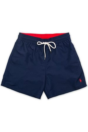 Polo Ralph Lauren Traveler Boxer Swimshorts Newport Navy
