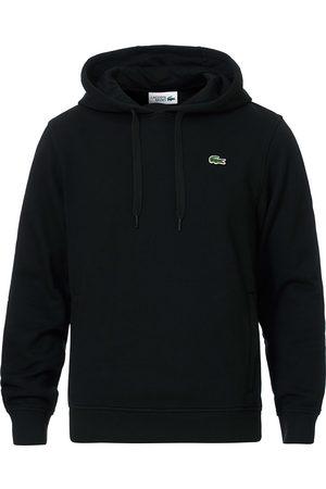 Lacoste Mænd Sweatshirts - Hoodie Black