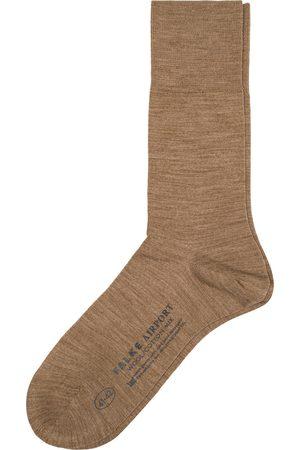 Falke Airport Socks Nutmeg Melange