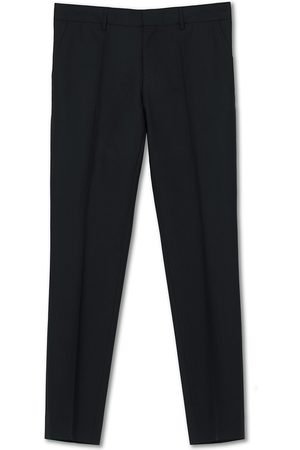 Filippa K Liam Cool Wool Slacks Dark Navy