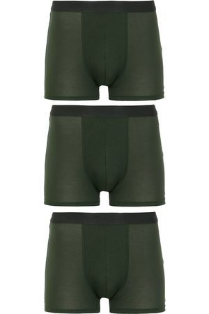 CDLP 3-Pack Boxer Briefs Army Green