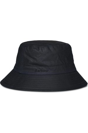 Barbour Wax Sports Hat Navy