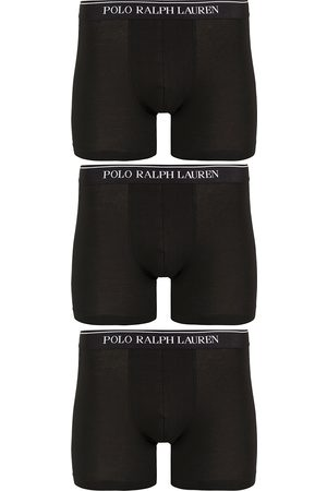 Polo Ralph Lauren 3-Pack Boxer Brief Polo Black