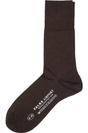 Falke Airport Socks Brown