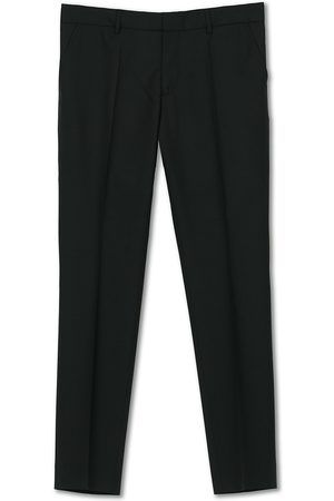 Filippa K Liam Cool Wool Slacks Black