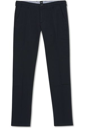 HUGO BOSS Mænd Chinos - Rice 3D Chinos Dark Blue