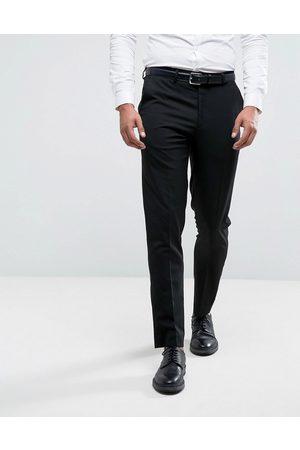 River Island — Sorte pæne bukser med smal pasform