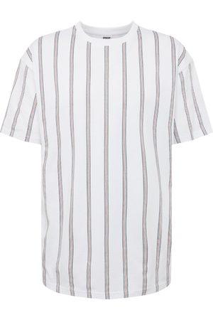 Urban classics Shirt 'Heavy Oversized AOP Stripe