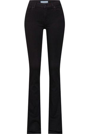7 for all Mankind Kvinder Bootcut - Jeans 'BOOTCUT BAIR