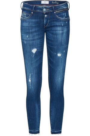 Le Temps des Cerises Kvinder Straight - Jeans 'JF PULPC CEIBA