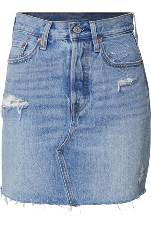 Levi's Kvinder Denimnederdele - Rock 'HR DECON ICONIC BF SKIRT