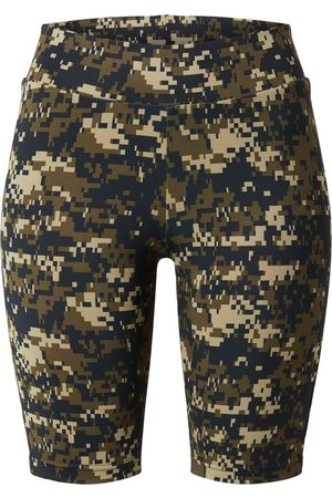 Urban classics Kvinder Leggings - Leggings 'Camo Tech Cycle