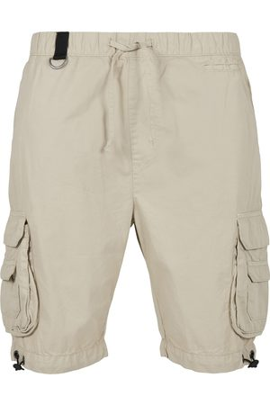 Urban classics Mænd Shorts - Cargohose 'Double Pocket Cargo Shorts