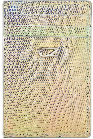 Giuseppe Zanotti Lang kortholder med iriserende effekt