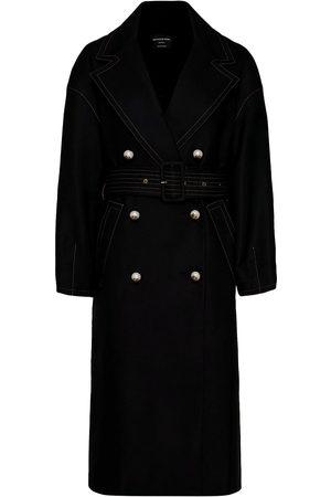 MOTHER OF PEARL Kvinder Trenchcoats - Meg Coat Trenchcoat Frakke