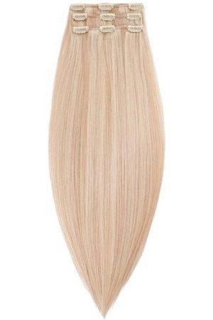 Rapunzel Of Sweden 50 cm Clip-on set Original 3 pieces Hair extensions Scandinavian Blonde