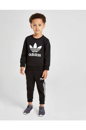 adidas Logo Crew Sæt Småbørn
