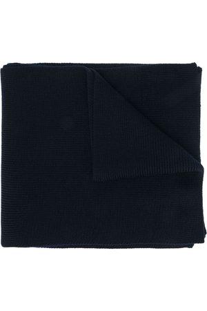 Moncler Tørklæde i jomfruuld med logomærke