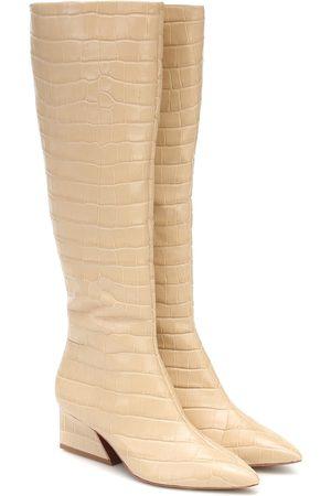 Mercedes Castillo Kvinder Lange støvler - Kyle leather knee-high boots