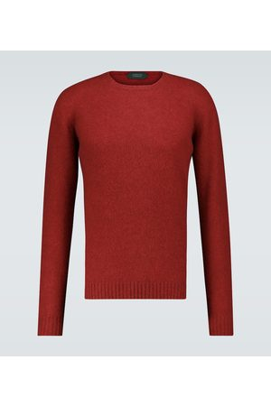 ZANONE Giro crewneck wool sweater