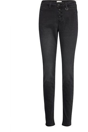 Pulz jeans Kvinder Slim - Pzmary Jeans Slim Jeans