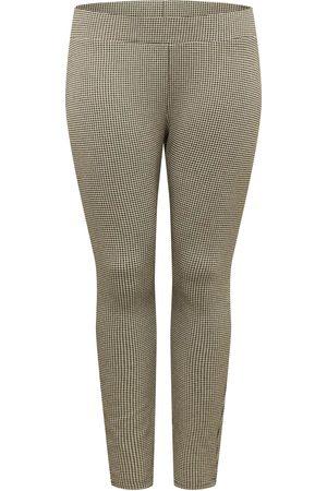 Urban Classics Curvy Kvinder Leggings - Leggings 'Vichy