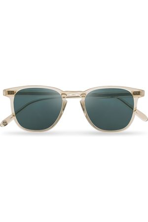 GARRETT LEIGHT Mænd Solbriller - Brooks 47 Sunglasses Blue Smoke