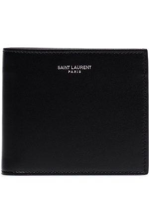 Saint Laurent Foldepung med præget logo