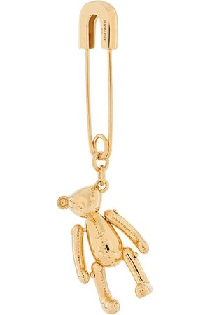 AMBUSH Teddy Bear charm earring