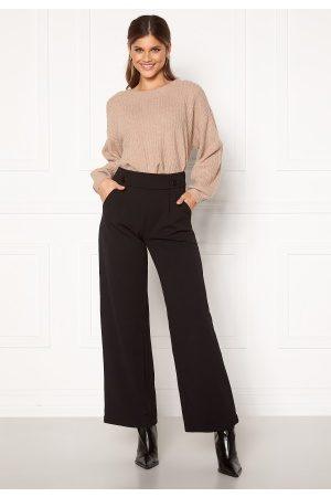 JACQUELINE DE YONG Geggo New Long Pants Black M/34