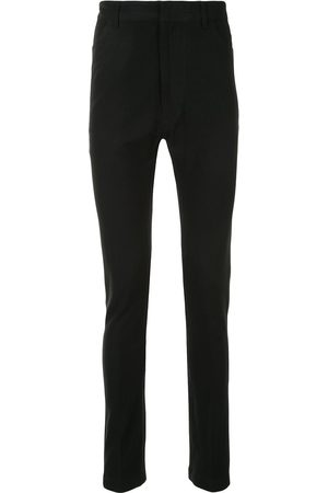 ANN DEMEULEMEESTER Højtaljede skinny bukser
