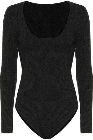 Jacquemus Kvinder Bodies - Le Body Adour ribbed-knit bodysuit