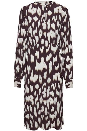 Saint Tropez Cristy Dress Animal print
