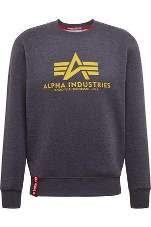 Alpha Industries Mænd Sweatshirts - Sweatshirt 'Basic