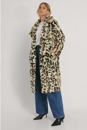 NA-KD Faux Fur Coat
