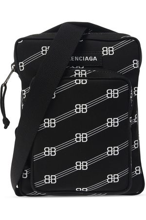 Balenciaga Shotter backpack with logo